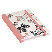 Buy Radley Fleet Street Mini Notebook Online at johnlewis.com