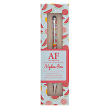 Buy Art File Squeeze Ballpoint / Stylus Pen Online at johnlewis.com