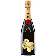"Buy Moët & Chandon ""So Bubbly"" Imperial Champagne, Gift Boxed, 75cl Online at johnlewis.com"