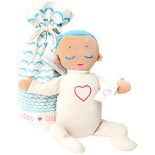 Buy Roro Care Lulla Doll Sleep Companion Online at johnlewis.com