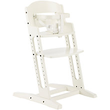 Buy BabyDan Danchair, White Online at johnlewis.com