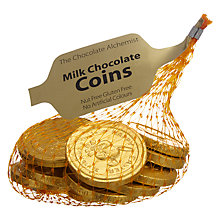 Buy Easter Bunny Milk Chocolate Coins Online at johnlewis.com