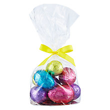 Buy Natalie Giant Milk Chocolate Hollow Easter Eggs, Assorted Sizes, Pack of 9 Online at johnlewis.com