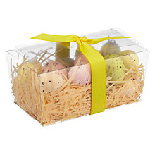 Buy Natalie Speckled Eggs & Edible Grass Easter Pralines Online at johnlewis.com