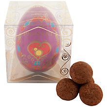 Buy Prestat Paper Egg with Pecan Praline Truffles Online at johnlewis.com