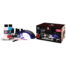 Buy Red Carpet Manicure Get Polish Pro Starter Kit Online at johnlewis.com