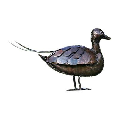 RSPB Standing Duck Metal Sculpture