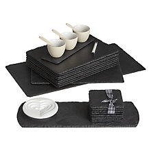 Buy Just Slate Luxury Gift Set Online at johnlewis.com