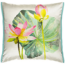 Buy Designers Guild Nymphaea Camellia Cushion Online at johnlewis.com