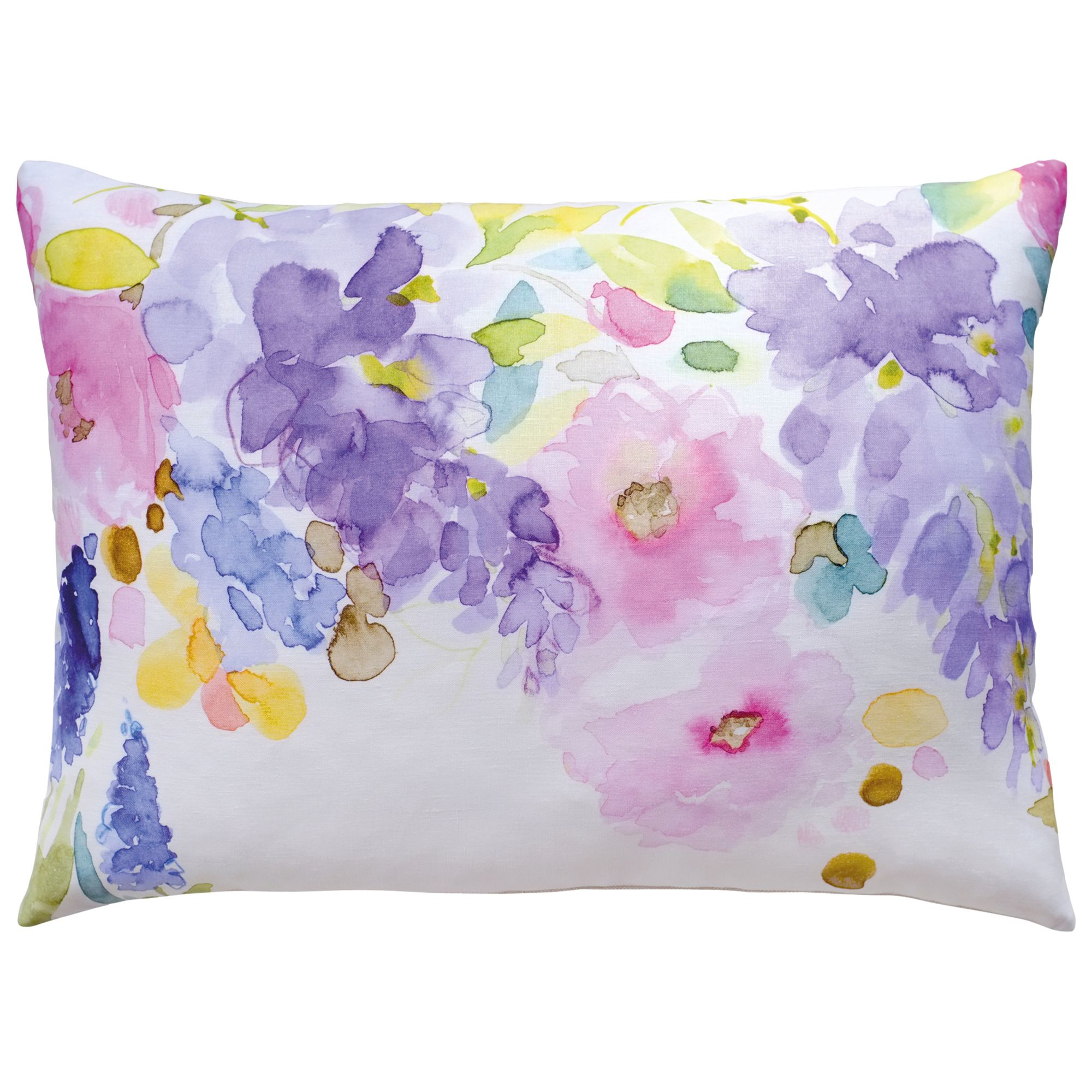 bluebellgray bluebellgray Wisteria Cushion, Multi