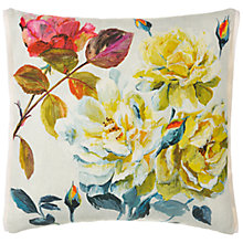 Buy Designers Guild Couture Rose Cushion Online at johnlewis.com