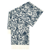 Buy Hobbs Josie Scarf, Navy/Multi Online at johnlewis.com
