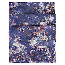 Buy Hobbs Tabitha Floral Scarf, Navy Multi Online at johnlewis.com