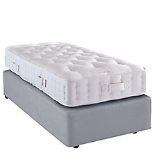 Buy Vispring Special Heligan Divan Base and Mattress Set, Single Online at johnlewis.com