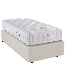 Buy Vispring Special Chatsworth Divan Base and Mattress Set, Single Online at johnlewis.com