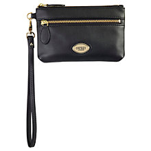 Buy OSPREY LONDON Hendry Small Zip Around Purse Online at johnlewis.com