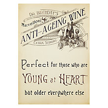 Buy Pigment Anti-Ageing Wine Card Online at johnlewis.com