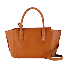 Buy Radley Wimbledon Small Multiway Leather Shoulder Bag, Tan Online at johnlewis.com