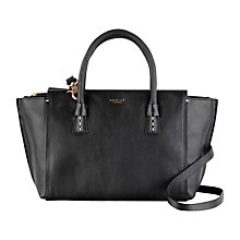 Buy Radley Wimbledon Medium Leather Shoulder Bag Online at johnlewis.com