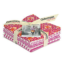 Buy Gutermann French Cottage Fat Quarter Craft Fabric Online at johnlewis.com