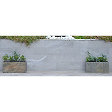 Buy Foras Surmi Slate Trough, Set of 2 Online at johnlewis.com