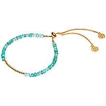 Buy Azuni 18ct Gold Plated Toggle Bracelet Online at johnlewis.com