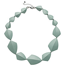 Buy One Button Single Row Diamond Bead Necklace Online at johnlewis.com