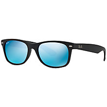 Buy Ray-Ban RB2132 New Wayfarer Square Sunglasses Online at johnlewis.com