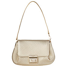 Buy L.K. Bennett Heida Leather Mini Shoulder Bag Online at johnlewis.com