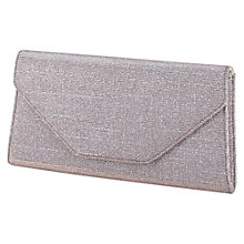 Buy Rainbow Club Saskia Clutch Bag, Metallic Online at johnlewis.com
