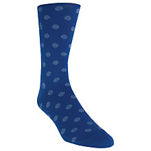Buy Calvin Klein Stripe Dot Socks, One Size Online at johnlewis.com