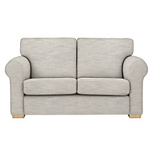 Buy John Lewis Milford Small Sofa, Light Leg, Harbour Pacific Online at johnlewis.com