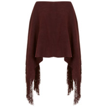Buy Miss Selfridge Knitted Poncho Online at johnlewis.com