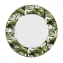 Buy House of Hackney Palmeral Plate, Dia.27.5cm Online at johnlewis.com
