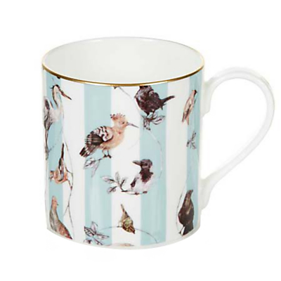 House of Hackney 'Flights of Fancy' Mug, Stripe