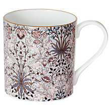 Buy House of Hackney Hyacinth Mug, William Morris Collection Online at johnlewis.com