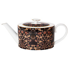 Buy House of Hackney Hyacinth Teapot, William Morris Collection Online at johnlewis.com