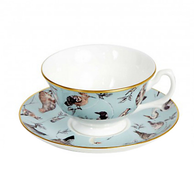 House of Hackney 'Flights Of Fancy' Teacup and Saucer Set