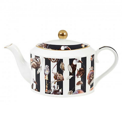 House of Hackney Empire Teapot, Midnight Stripe
