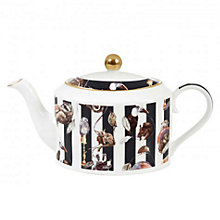 Buy House Of Hackney Empire Teapot, Midnight Stripe Online at johnlewis.com