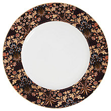 Buy House of Hackney Hyacinth Plate, William Morris Collection, Dia. 27.5cm Online at johnlewis.com