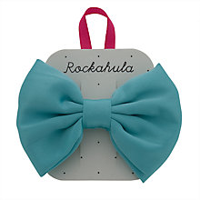 Buy Rockahula Satin Bow Barrette Hair Clip Online at johnlewis.com