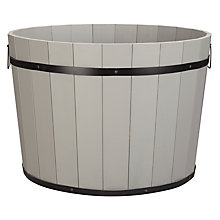 Buy Ivyline Coastal Planter, H38cm Online at johnlewis.com