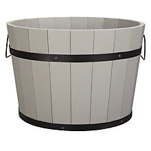 Buy Ivyline Coastal Planter, H26cm Online at johnlewis.com