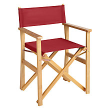Buy John Lewis Directors Chair Online at johnlewis.com