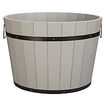Buy Ivyline Coastal Planter, H32cm Online at johnlewis.com