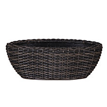 Buy Ivyline Rattan Trough Online at johnlewis.com