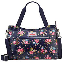 Buy Cath Kidston Zipped Bloomsbury Bouquet Bag Online at johnlewis.com