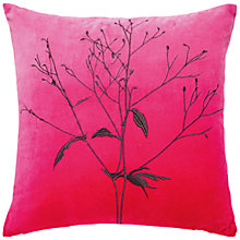 Buy Clarissa Hulse Watercolour Patchwork Cushion Online at johnlewis.com