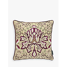 Buy Morris & Co Pimpernel Cushion Online at johnlewis.com
